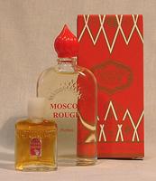 История духов «Красная Москва»