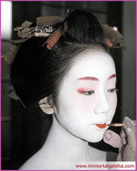 История и разновидности восточного макияжа