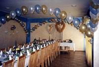 Ресторанная свадьба