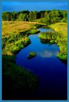 Синяя река-Август