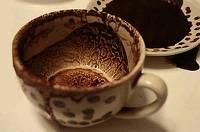 Гадание на кофейной гуще. Подробное описание значений.
