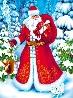 Дед Мороз и другие персонажи Нового года